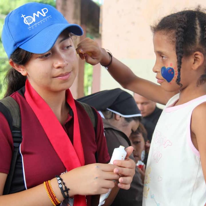 Misionera Católica Domund Venezuela 2021