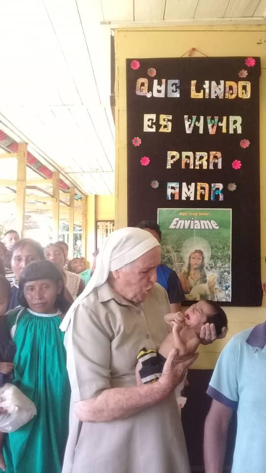 Vivir para amar Domund Venezuela 2021