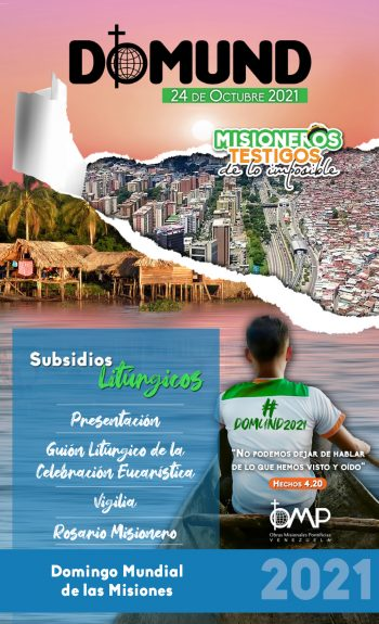 Domund 2021 _ Subsidio Litúrgico