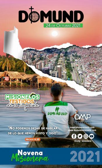 Domund 2021 _Novena misionera